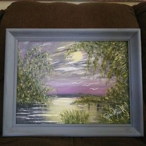 Original Acrylic Painting by Professional Artist